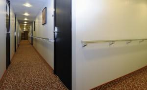 Gezina Floatel Corridor