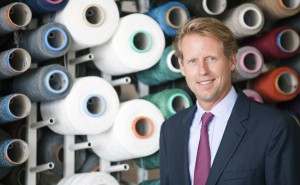 Alexander Collot d'Escury as new CEO of Desso