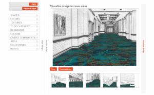 Desso Online Design Library
