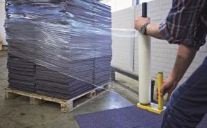 Desso Take Back carpet - carpet tiles