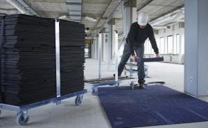 Desso Take Back carpet - tile collection