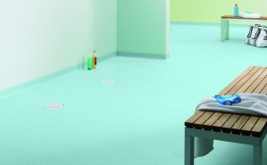 Granit Multisafe for Wet Floors Tarkett