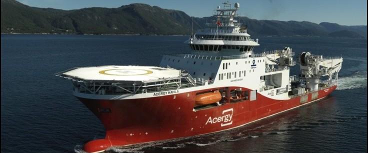 Seven Havila Ship