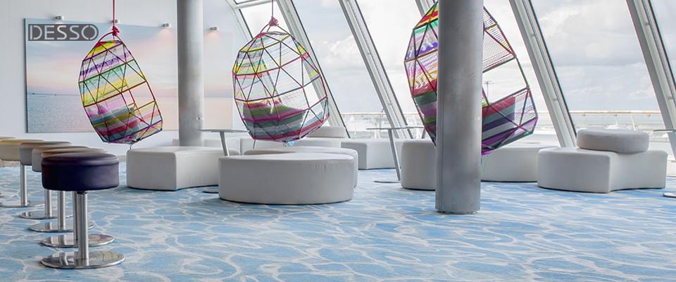 Desso marine carpets